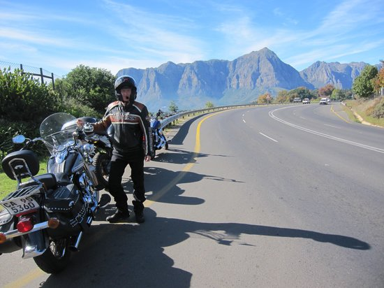 Cape Bike Travel and Motorbike Rental and Tours: Look at these views
