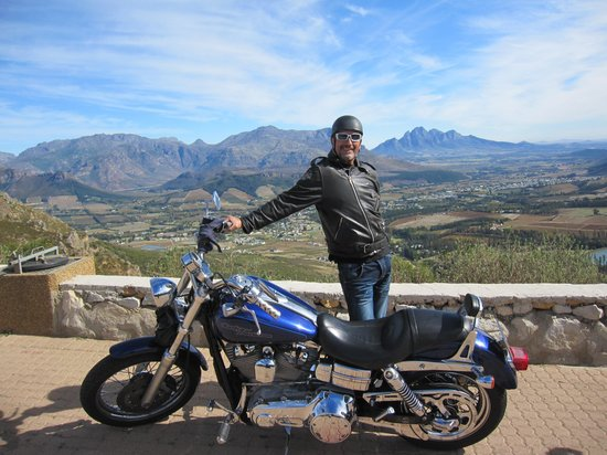 Cape Bike Travel and Motorbike Rental and Tours: The one.. The only.. Rob