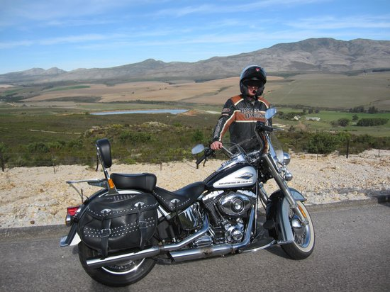 Cape Bike Travel and Motorbike Rental and Tours: And more beautiful views