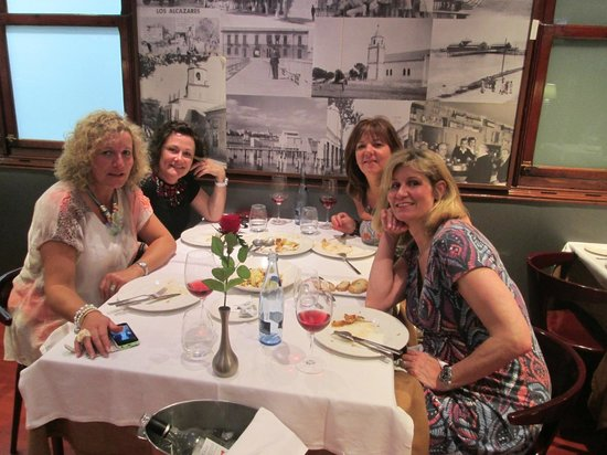 Restaurante Bar La Tropical : a great night with friends