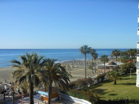 Hotel Tropicana: vue de la chambre