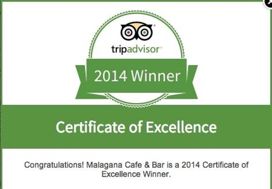 Malagana Café & Bar: excellence