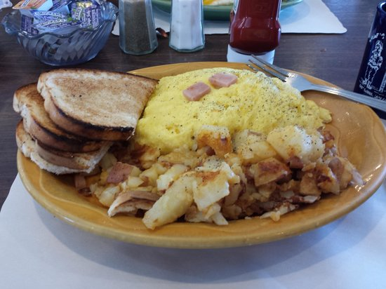 Grumpy's Restaurant: Western Omelet