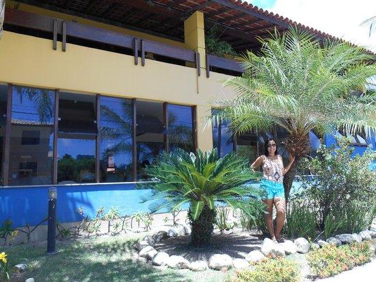 Boulevard da Praia Hotel: Fachada do hotel
