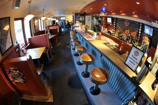 Southside Lodge: SouthSide Diner