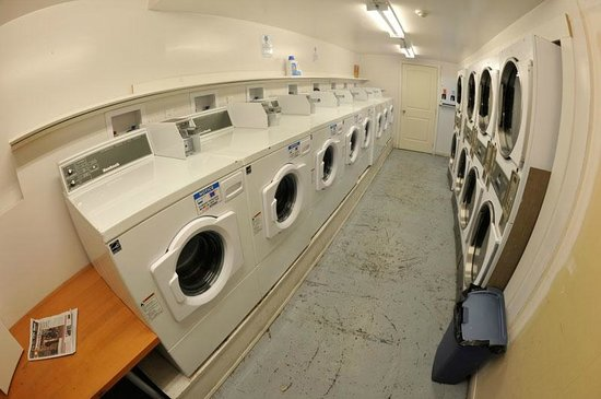 Southside Lodge : Laundry facilities