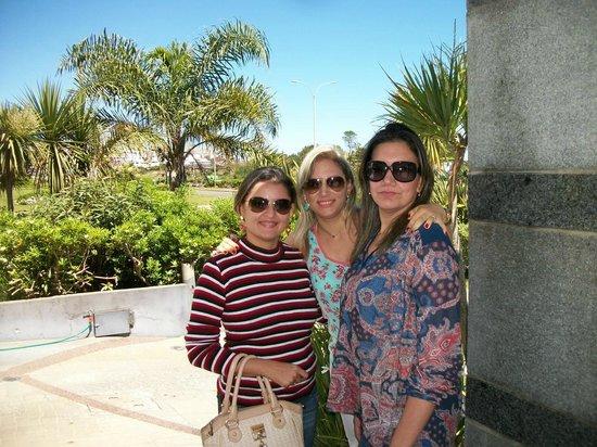 Uy Sunset Beach Hotel: Punta del Este é tudo de bom!