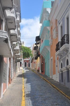 Cervantes : San Juan, Puerto Rico
