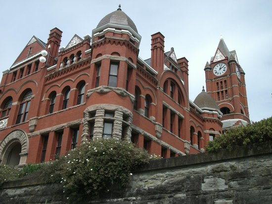 Jefferson County Courthouse : South view