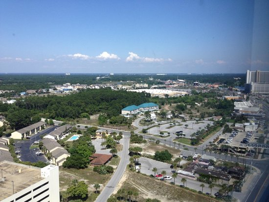 Majestic Beach Towers : 23rd floor View