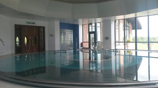 Packington, UK: Thalassotherapy pool