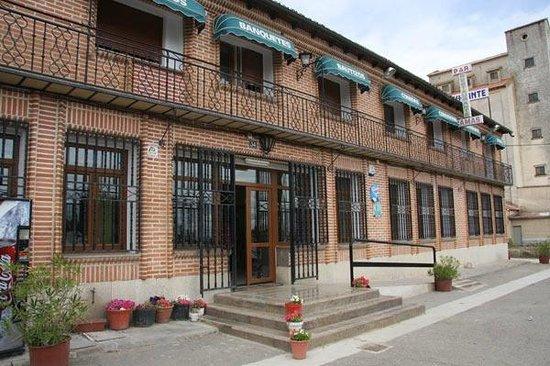 Alaejos, Hiszpania: Hostal casa Marcos