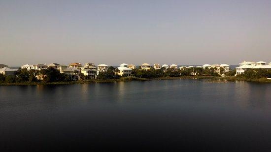 Carillon Beach Resort Inn : Lake view not ocean view