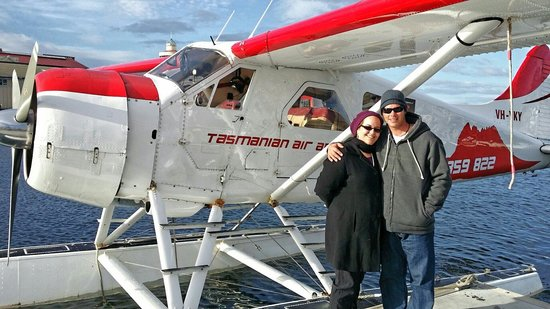 Tasmanian Air Adventures Day Tours: Before take off