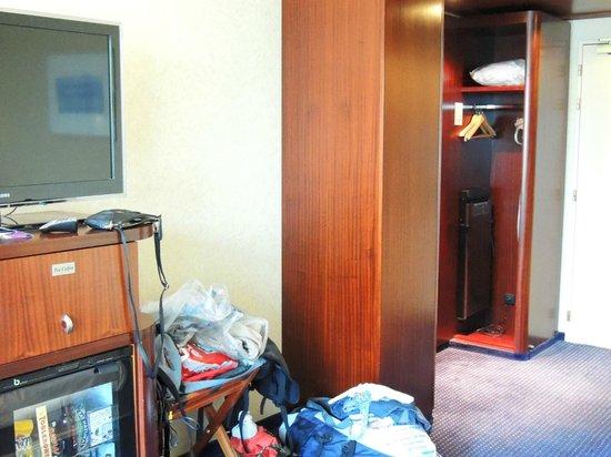 Radisson Blu Hotel Amsterdam Airport: habitacion