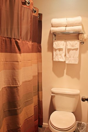 Bowen Motel : Double Queen Bath