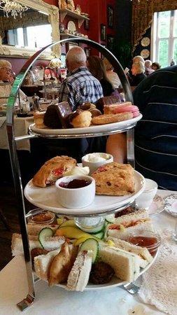 Healey Dell Heritage Centre and Tea Rooms: Raj Tiffin Tea