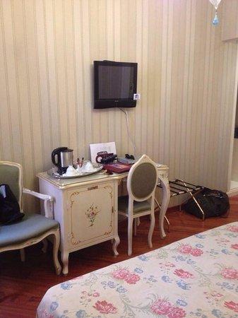 Antica Locanda al Gambero : Room