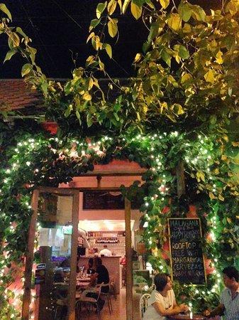 Malagana Café & Bar: fachada