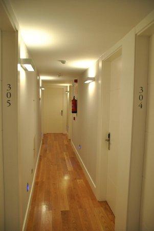 Hosteria Santander : Pasillo