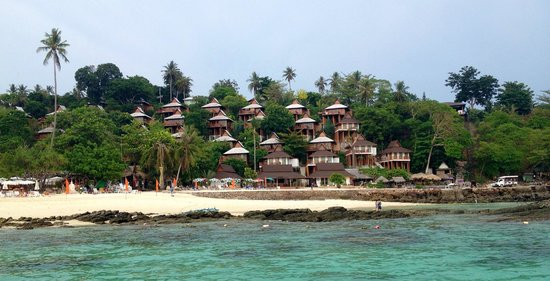 Phi Phi The Beach Resort : hotel