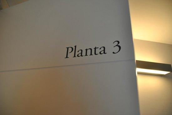 Hosteria Santander : Planta