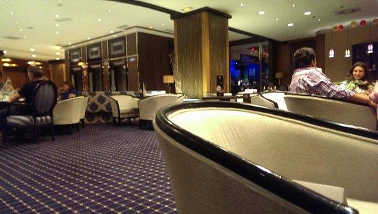 Hotel Cordoba Center: Bar/ reception