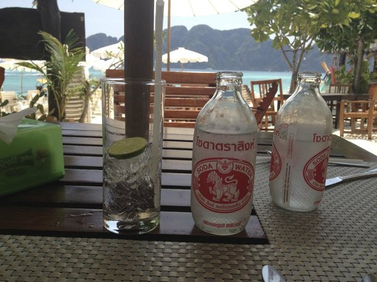 Phi Phi The Beach Resort : restaurant