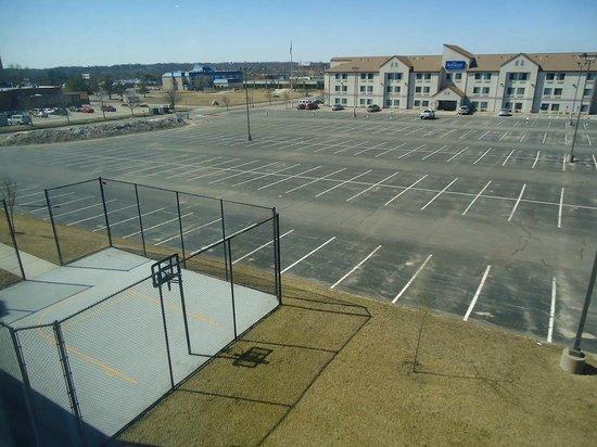 Homewood Suites by Hilton Cedar Rapids North: Vista do Quarto