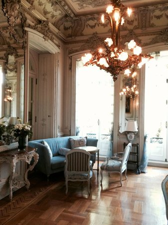 Pestana Palace Lisboa: Interior main building