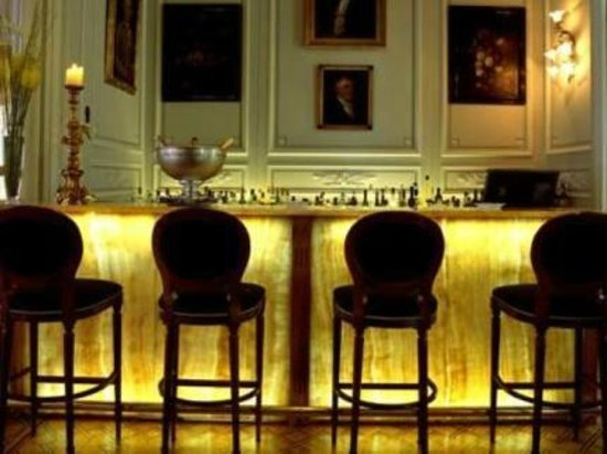 Pestana Palace Lisboa: Bar