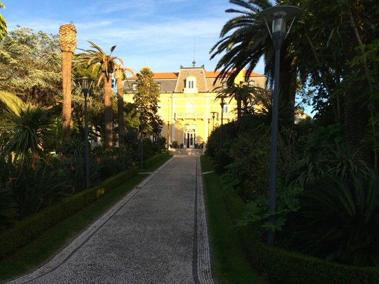 Pestana Palace Lisboa Hotel & National Monument: Garden