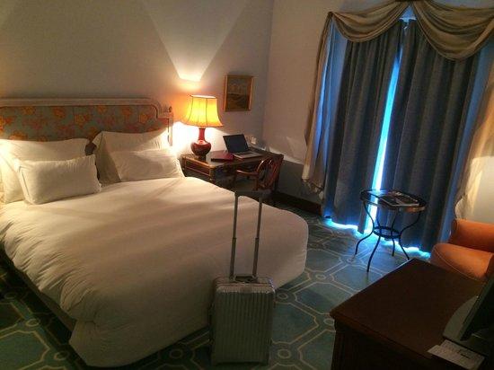 Pestana Palace Lisboa Hotel & National Monument: Wing room