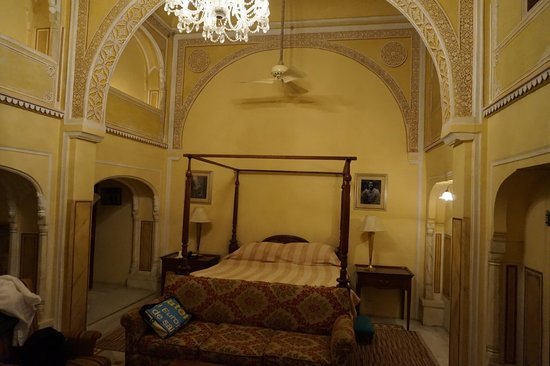 Samode Haveli : Big room