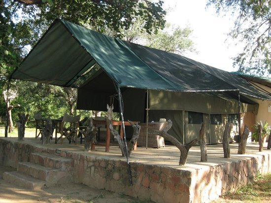 Croc Valley Camp: Our room
