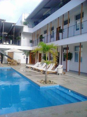 Tucan Suites Aparthotel: Instalaciones