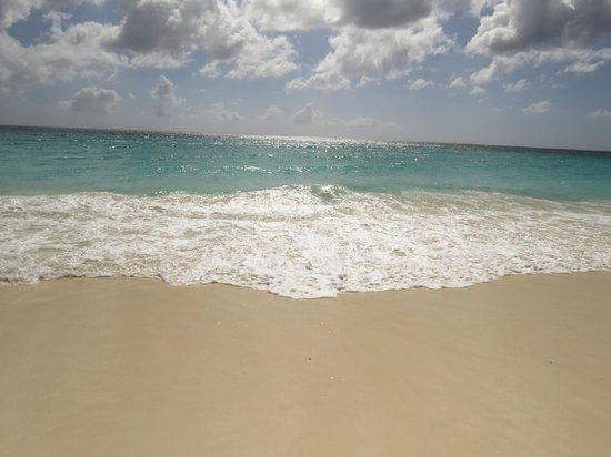 Manchebo Beach: Ahhh...