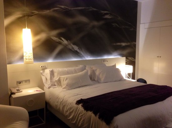 NH Collection Villa de Bilbao: Standard double room
