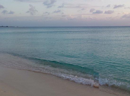 Harbour Heights : clean quiet beach