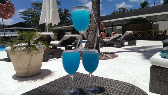 Discovery Bay by Rex Resorts: these are called blue ivy excellent drinks