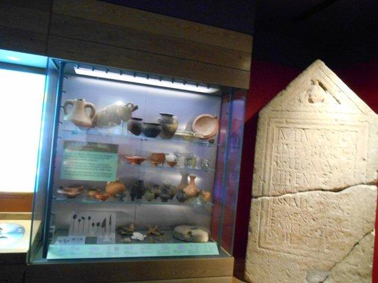 The Roman Baths: Roman Artifacts on Display