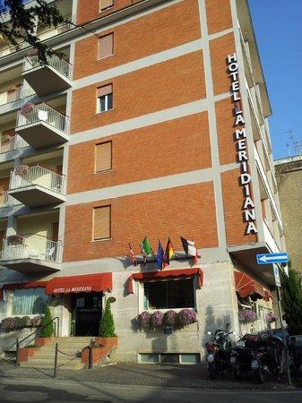 Hotel La Meridiana : The hotel