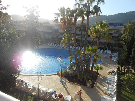 Hotel Ibersol Son Caliu Mar : semaine agrèable