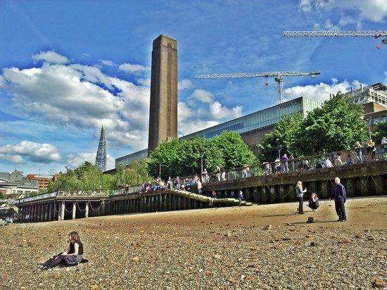 Tate Modern : Tate, Bankside