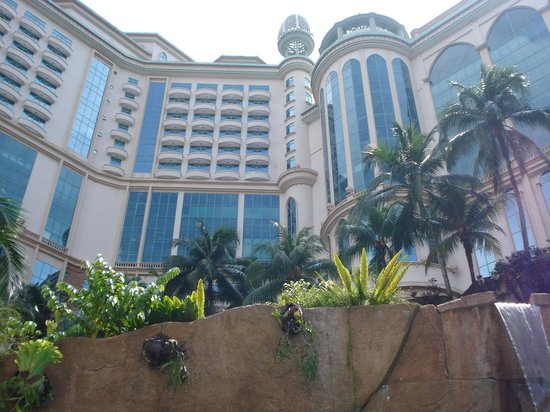 Sunway Resort Hotel & Spa : Hotel Exterior