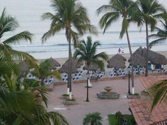Occidental Nuevo Vallarta: VISTA DE LAS ALTURAS