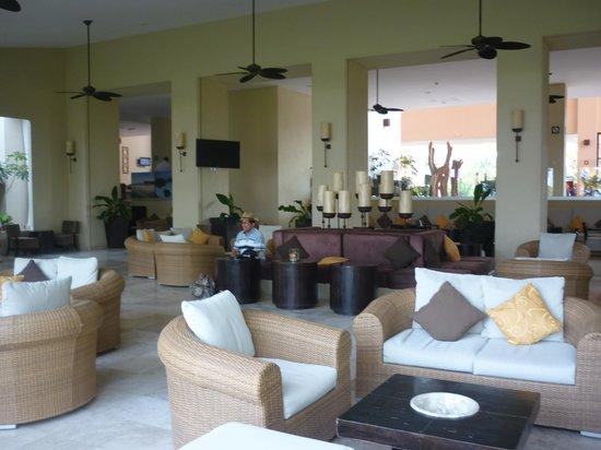 Occidental Nuevo Vallarta: VISTA DEL LOBBY