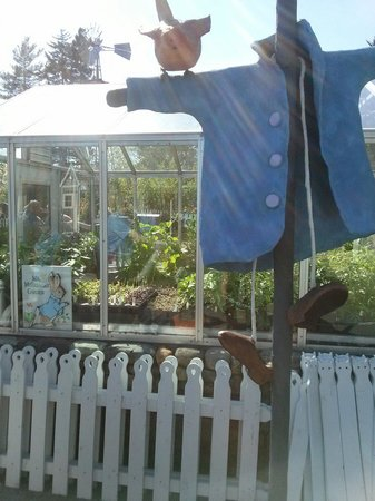 Coastal Maine Botanical Gardens: Mr. McGregor's garden comes to life!