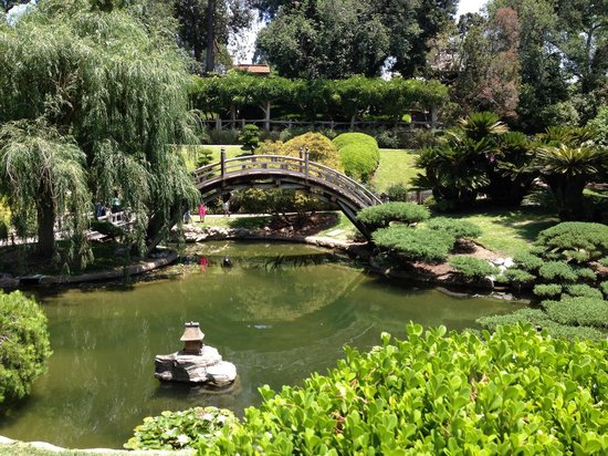 The Huntington Library, Art Museum and Botanical Gardens