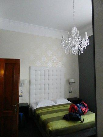 Pensiunea Siago Hotel : Our room